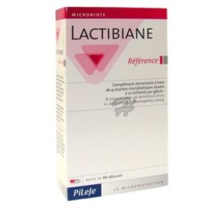 Pileje Lactibiane Reference 30 capsulas