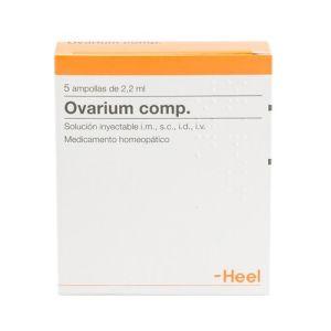 Heel Ovarium Compositum 5 ampollas 2,2 ml
