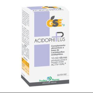 Prodeco Pharma GSE Acidophiplus  30 Caps Vegetales
