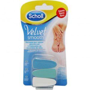 Dr.Scholl Velvet Smooth 3 recargas de lima