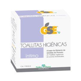 Prodeco Pharma GSE Toallitas Higiénicas 50 ml