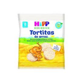 Hipp tortitas de arroz 30g