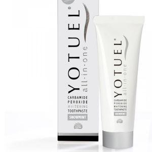 Biocosmetics Yotuel all in one snowmint blanqueador dentifric 75ml