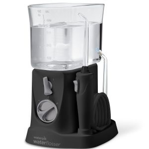 Dentaid irrigador bucal eléctrico waterpik traveler negro