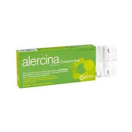 Alercina 10 mg.