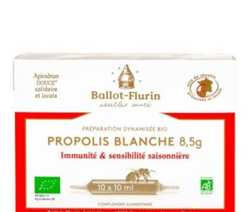 Ampollas de Propóleo blanco 8,5g