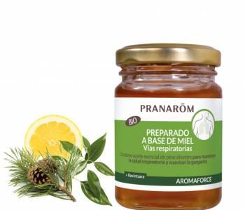 Aromaforce preparado a base de miel
