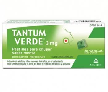 Tantum verde (3 mg)