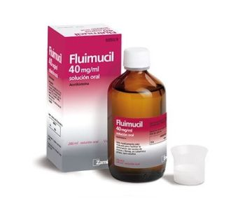 Flumil 40mg/ml