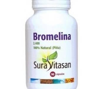 Bromelina 500 mg