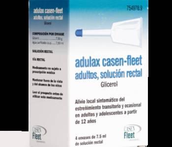 Adulax casen fleet (6.14 ml solucion rectal)