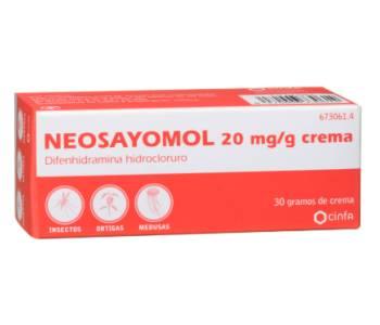 Neosayomol (2%)