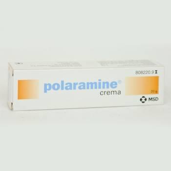 Polaramine topico