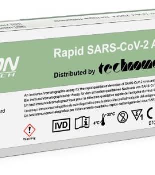 Boson Biotech Test Nasal Rápido Antígenos SARS CoV-2