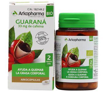 Arkocápsulas guarana (340 mg)
