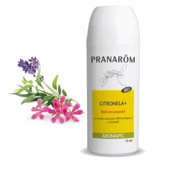 Aromapic Antimosquitos Roll-On corporal Citronela+