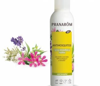 Aromapic Spray Antimosquitos atmosfera y tejidos