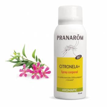 Aromapic Spray Antimosquitos corporal Citronela+