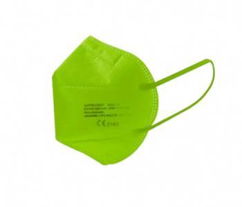 Mascarilla FFP2 Verde