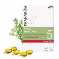 Oleocaps 5 - Ciclo menstrual