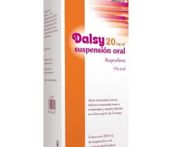 Dalsy 20 mg/ml.