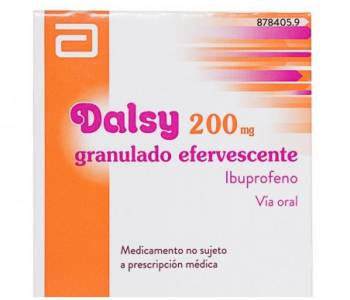 Dalsy 200 mg.