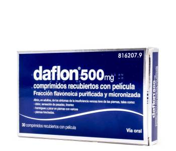 Daflon 500 mg.