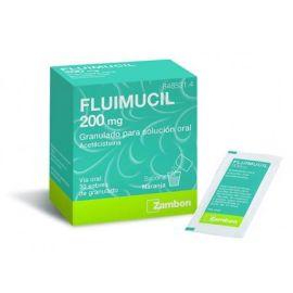 Fluimucil 200 mg