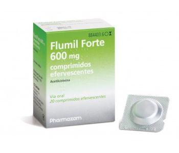 Flumil forte (600 mg )