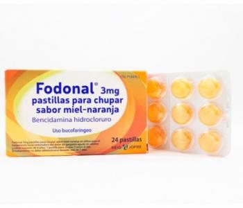 Fodonal 3 mg