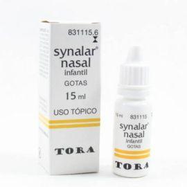 Synalar nasal infantil