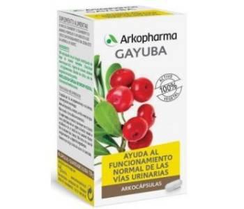 Arkocápsulas gayuba (350 mg)