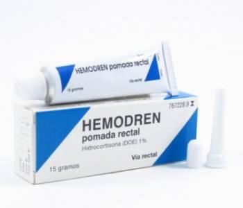 Hemodren rectal 10mg/g