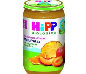 Mis Primeras Frutas Multifrutas 250 gr