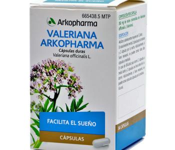 Arkocápsulas valeriana (350 mg)