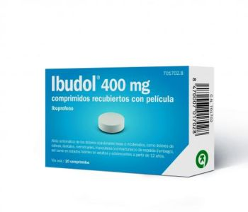 Ibudol 400 mg.