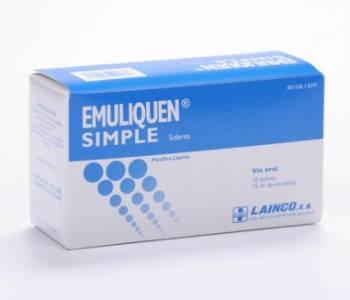 Emuliquen simple (7.17 g)