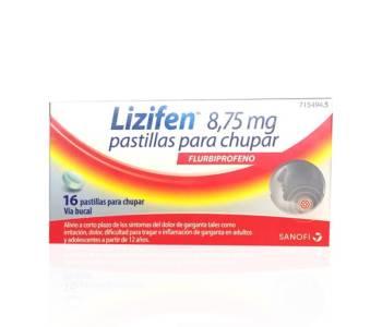Lizifen 8,75 mg