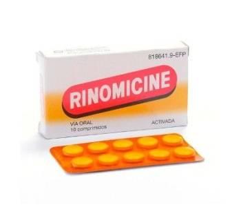 Rinomicine activada