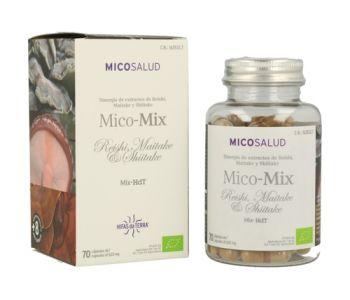 Mico Mix Extracto de 3 hongos