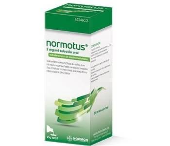 Normotus (10 mg/5 ml)