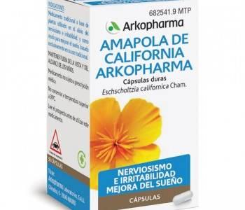 Arkocapsulas amapola de california (240 mg)