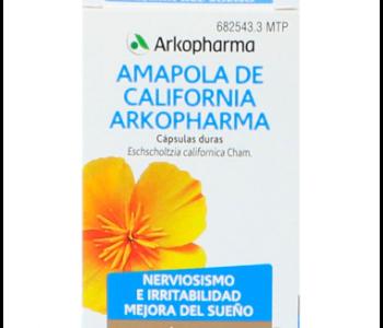 Arkocápsulas amapola de california (240 mg)