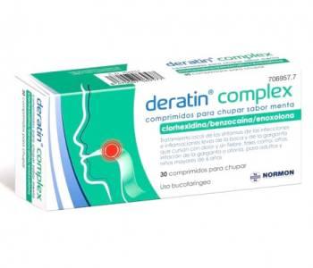 Deratin Complex Menta