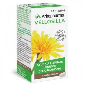 Arkocápsulas vellosilla (260 mg)