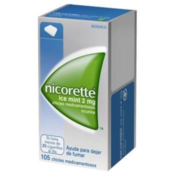 Nicorette (2 mg)