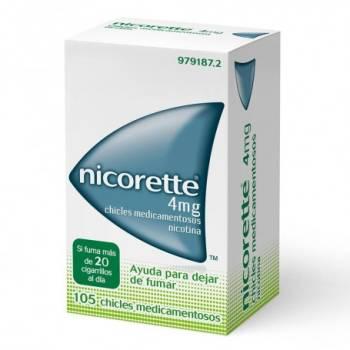Nicorette 4 mg