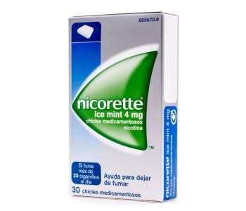 Nicorette ice mint (4 mg)
