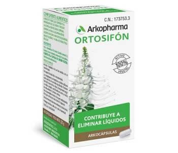 Arkocápsulas ortosifon (250 mg)