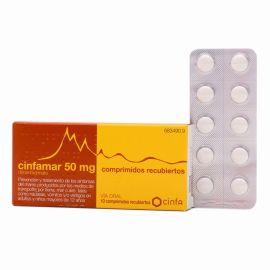 Cinfamar (50 mg)